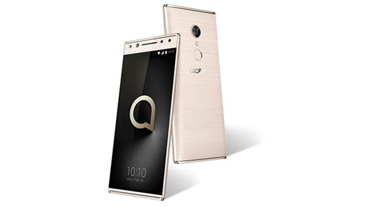 İlk Android Go telefonu Alcatel'den geldi