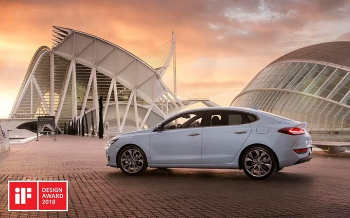 Hyundai, iki modeliyle 2018 iF Tasarım Ödülleri'nden birincilikle ayrıldı.