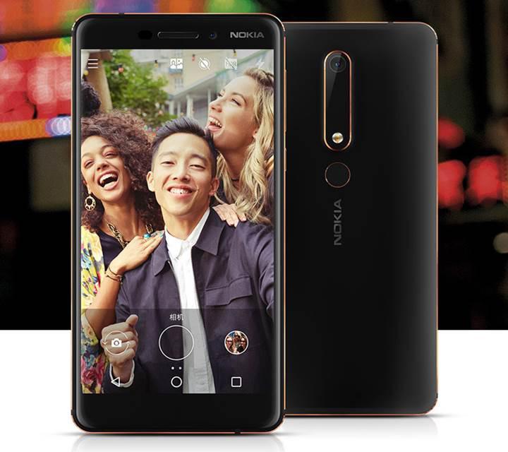 Nokia 6 tanıtıldı: özellikleri ve fiyatı