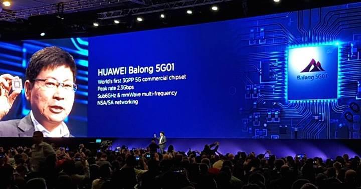 Huawei, dünyanın ilk ticari 5G modemini duyurdu