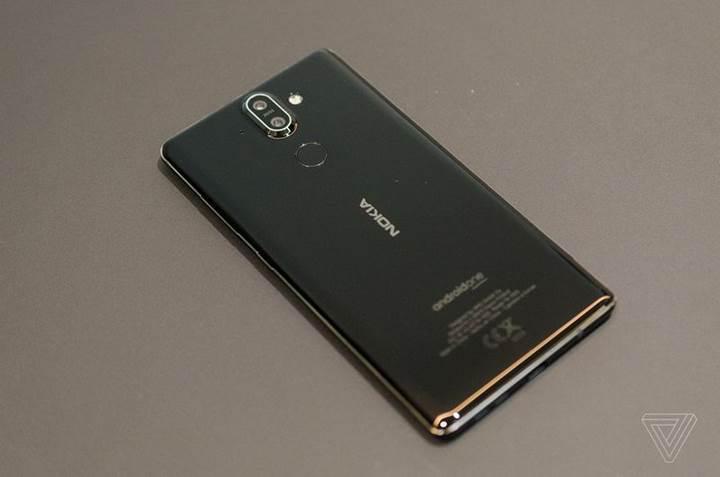 Nokia 8 Sirocco tanıtıldı! Nokia 8 Sirocco özellikleri