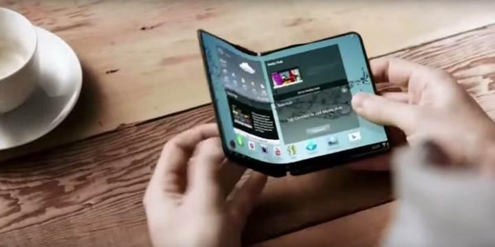 Katlanabilir Galaxy X üretimi Kasım ayında başlıyor