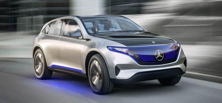 Daimler, elektrikli araçlarını Çin'de üretecek