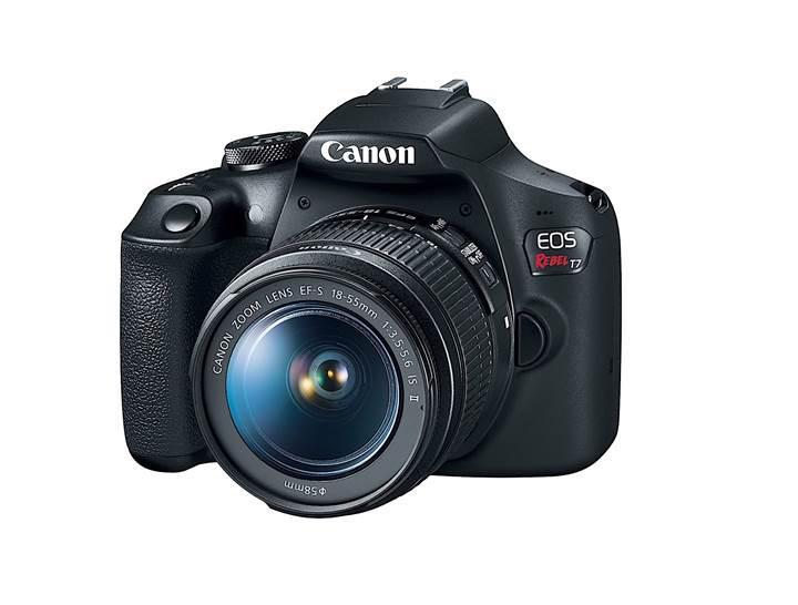 Canon'dan sosyal medya kullanıcılarına giriş seviyesi DSLR