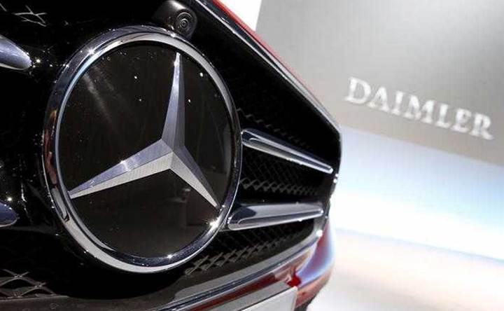 Çinli Geely'nin Daimler hissedarı olması Almanya'yı rahatsız etti