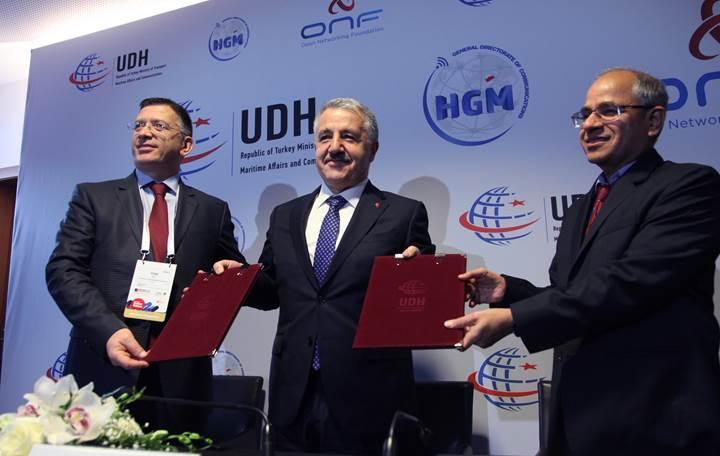 5G teknolojisi için önemli adım: Türkiye ile ONF arasında iş birliği