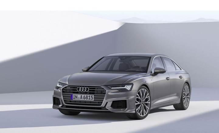 2018 Audi A6 yeni teknolojileriyle tanıtıldı