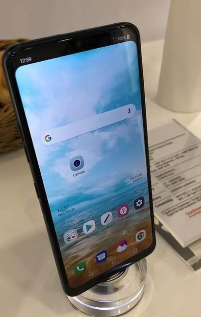 LG G7 videoda gözüktü ve tüm özellikleri açığa çıktı