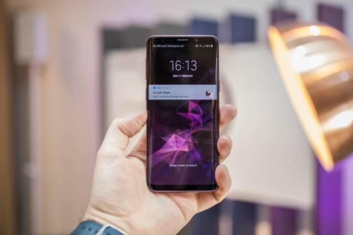 Galaxy S9'un çerçeveleri S8'dekinden ne kadar daha ince?