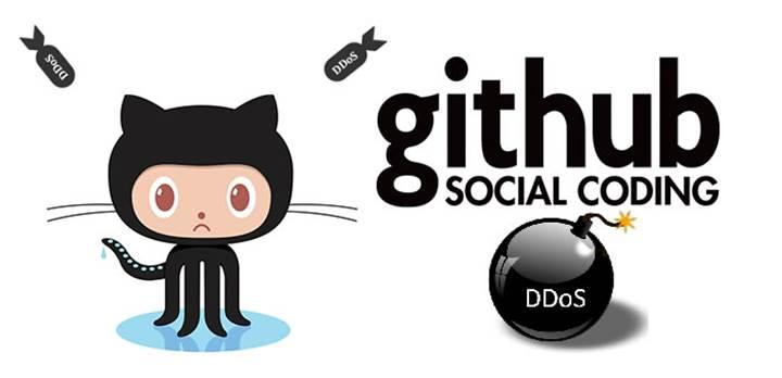 GitHub dünyanın en büyük DDos saldırısına uğradı