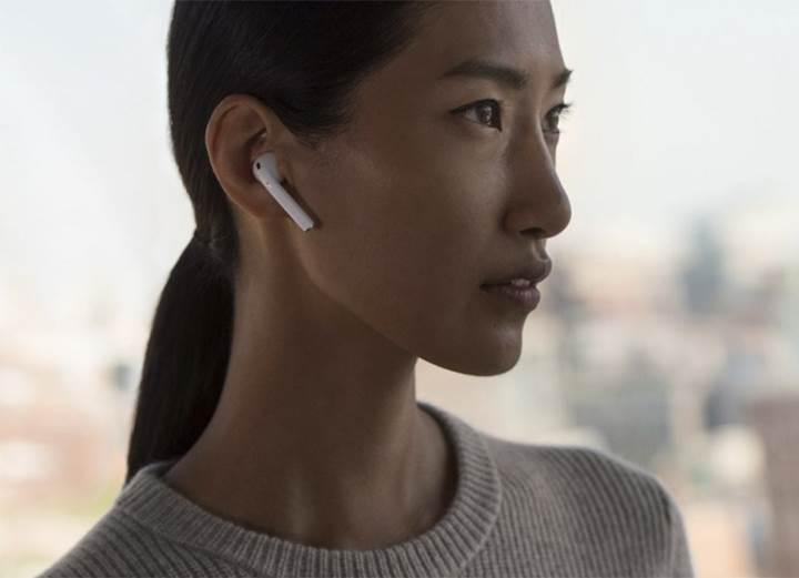 Apple AirPods gelecekte sağlık durumunuzu takip edebilir