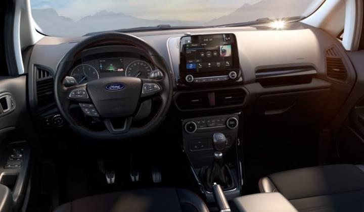 ford ecosport özellikleri ve fiyat listesi
