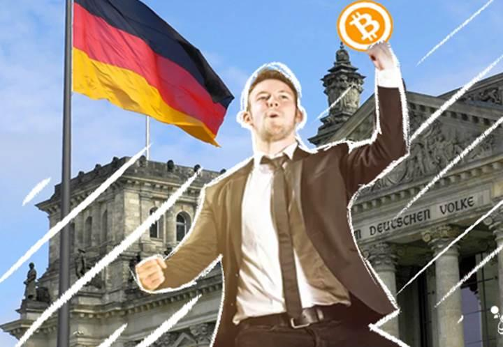 Almanya Bitcoin'le yapılan ödemelere vergi muafiyeti sağlayacak