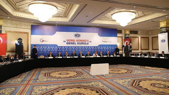 Maliye Bakanı Ağbal'dan Vergi Konseyi'ne öneri: