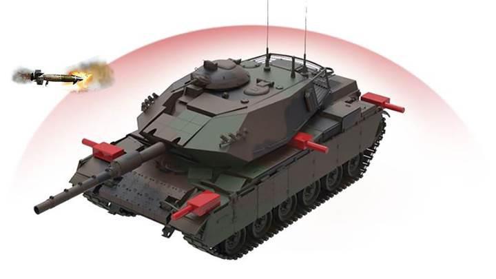 Aktif koruma sistemi Pulat testleri geçti: Afrin'de kullanılacak