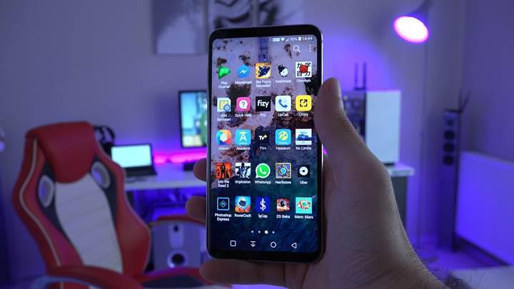 LG V30+ incelemesi 'Zarif bir kamera ve ses uzmanı'