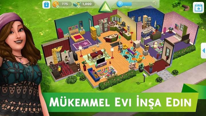 The Sims Mobil çıktı