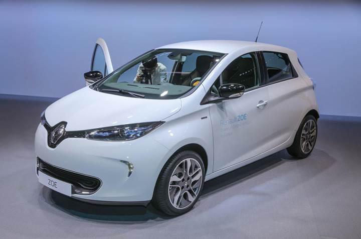 Renault Zoe, R110 versiyonu ile artık daha güçlü