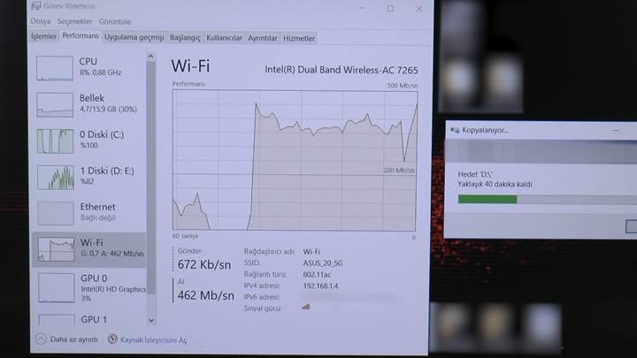ASUS DSL-AC88U Modem/Router incelemesi 'Broadcom yongalı hız canavarı!'