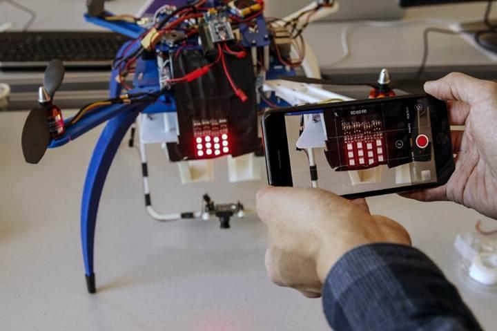 Ford'dan drone takip sistemi önerisi