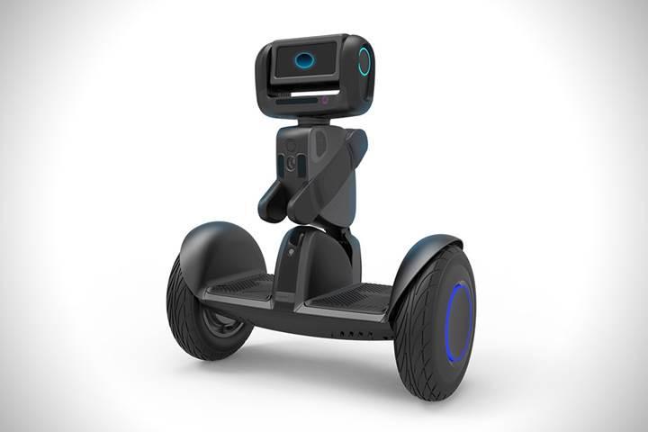 Robotik taşıma aracı Segway Loomo bağış rekoru kırıyor