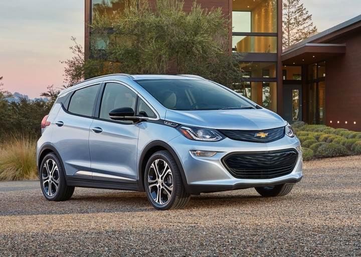 General Motors elektrikli Chevrolet Bolt üretimini arttırıyor