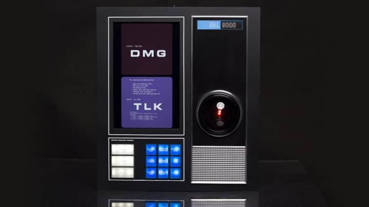 Efsane HAL-9000 bilgisayarı evinize geliyor