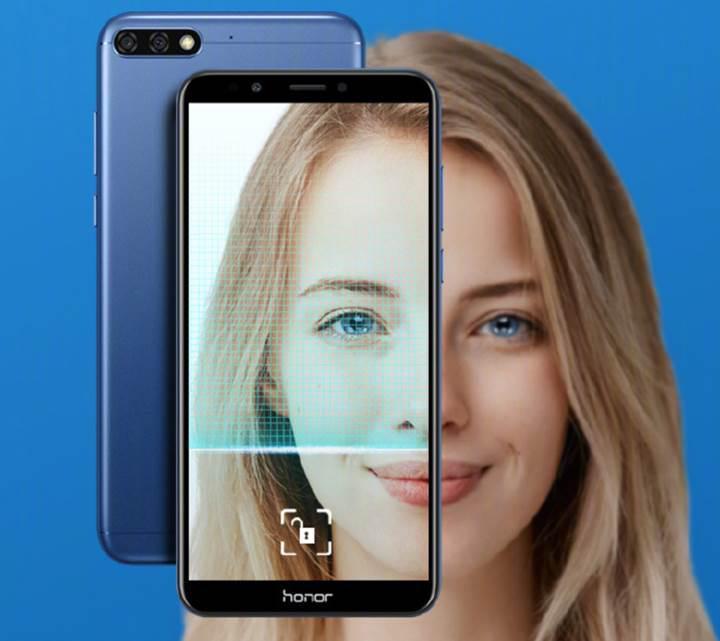 Huawei Honor 7C tanıtıldı! Honor 7C özellikleri ve fiyatı