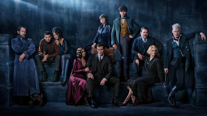 Harry Potter dünyasında geçen Fantastic Beasts 2'den ilk fragman