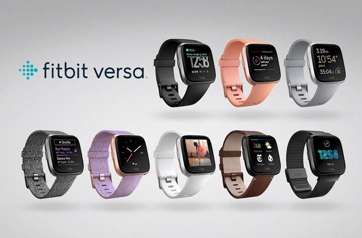Pebble izleri taşıyan Fitbit Versa duyuruldu
