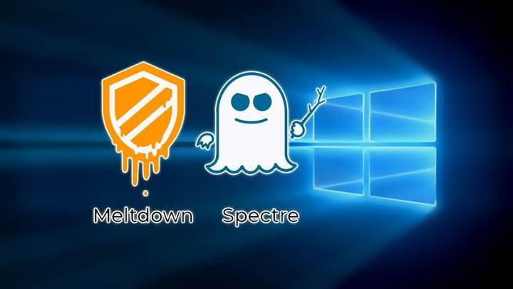 Microsoft, Meltdown ve Spectre açıklarını yamamaya devam ediyor
