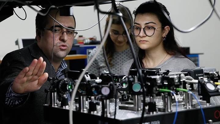 Türk bilim insanları