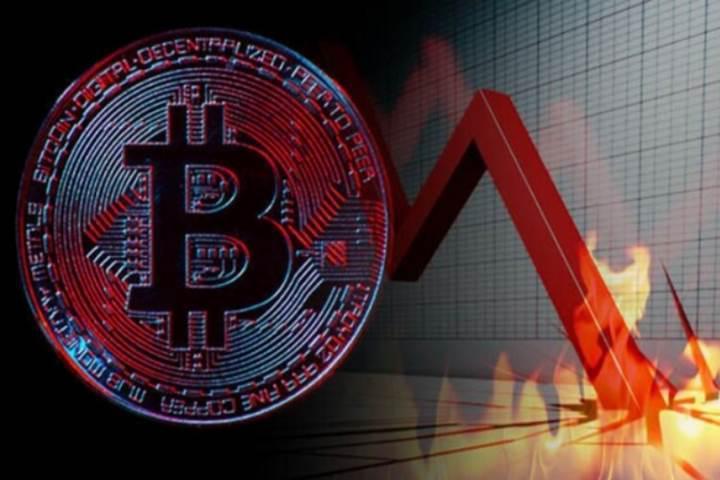 Bitcoin tepetaklak: Kripto para piyasasında 60 milyar dolarlık kayıp