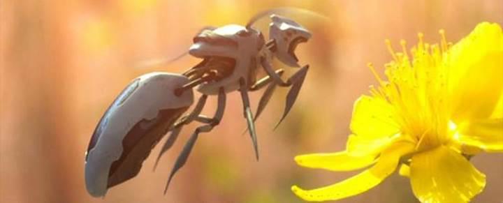 Walmart, otonom robot arılar için patent başvurusunda bulundu