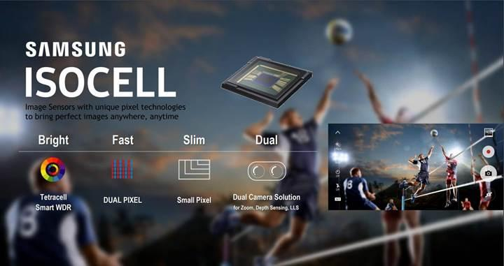 Samsung en büyük görüntü sensörü üreticisi olma yolunda