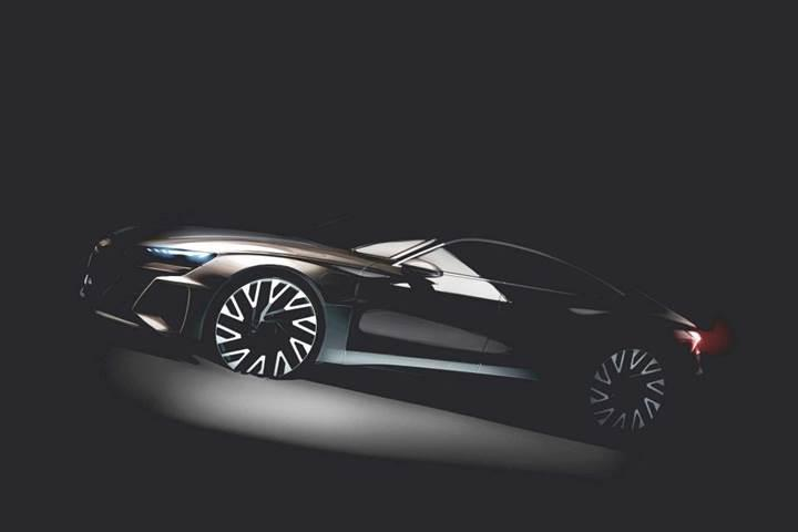 Audi E-Tron Gran Turismo 2020'de geliyor