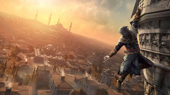 Assassin's Creed'in yeni oyunu Antik Yunanistan'da geçecek