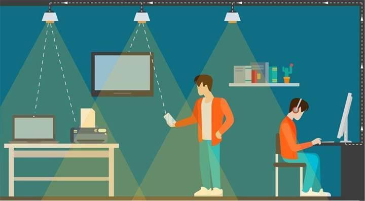 Philips, Li-Fi teknolojisini Paris'te test etmeye başladı