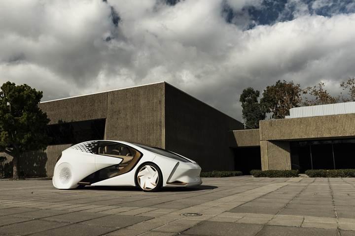 Toyota, otonom sürüş için 2.8 milyar dolar yatırımla yeni bir şirket kurdu