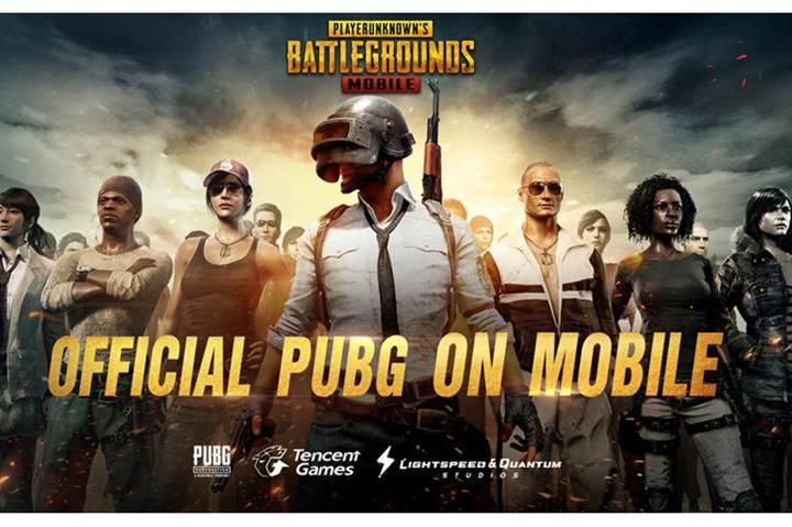 PUBG Mobile çıktı!