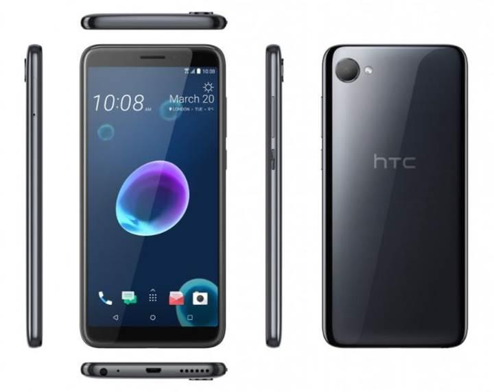 HTC Desire 12 ve Desire 12+ tanıtıldı
