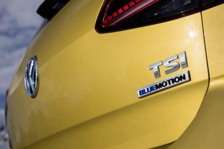 Volkswagen'e göre Golf 1.5 TSI ACT Bluemotion, yakıt verimliliğinde dizelle yarışıyor