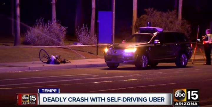 Toyota, ölümlü Uber kazasının ardından sürücüsüz otomobil testlerini durdurdu