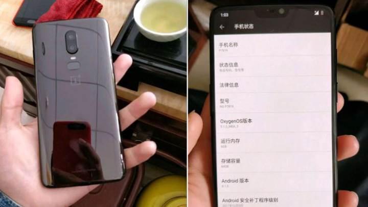 OnePlus 6 fiyatı ve özellikleri