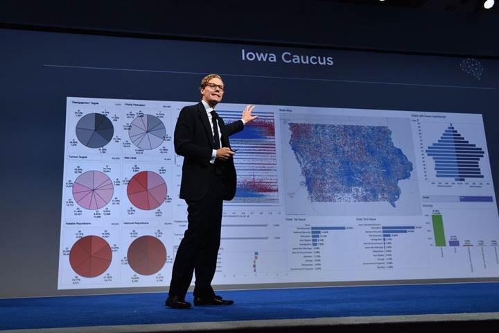 Cambridge Analytica CEO'su: Donald Trump için dijital seçim çalışması yürüttük