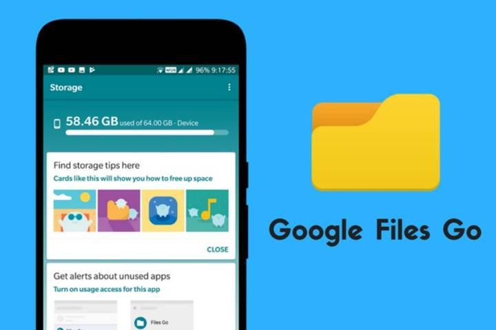 Google'ın dosya yöneticisi Files Go artık daha akıllı