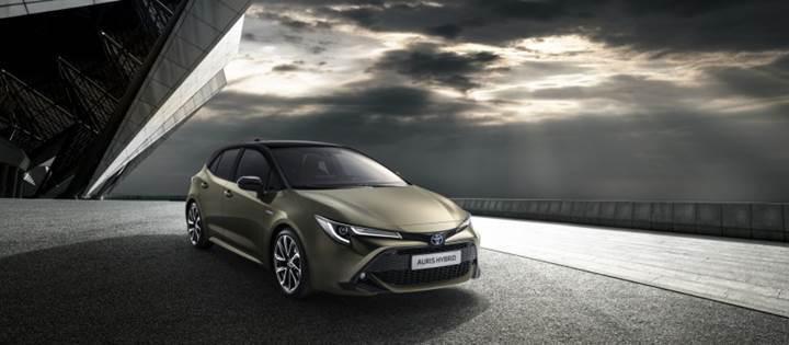 2018 Toyota Auris'in kabin görüntüleri ortaya çıktı