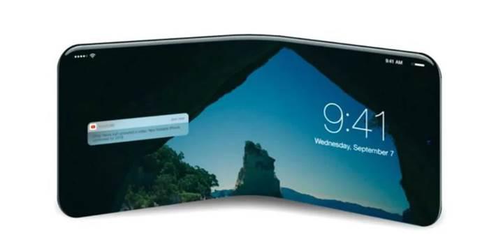 Katlanabilir iPhone 2020 yılında gelebilir