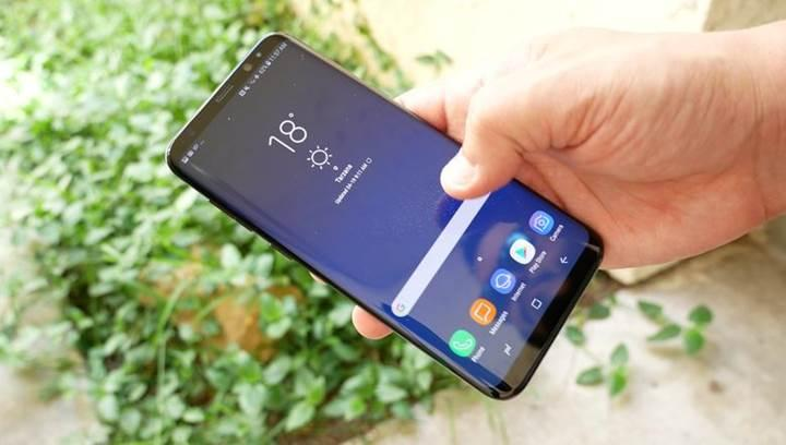 Galaxy S9 serisinin ekranları sorunlu mu? Samsung'dan açıklama geldi