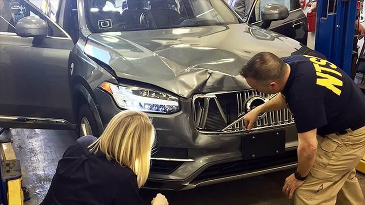 Waymo CEO'su: Uber'in kazasında bizim sürücüsüz aracımız olsaydı yaya ölmezdi